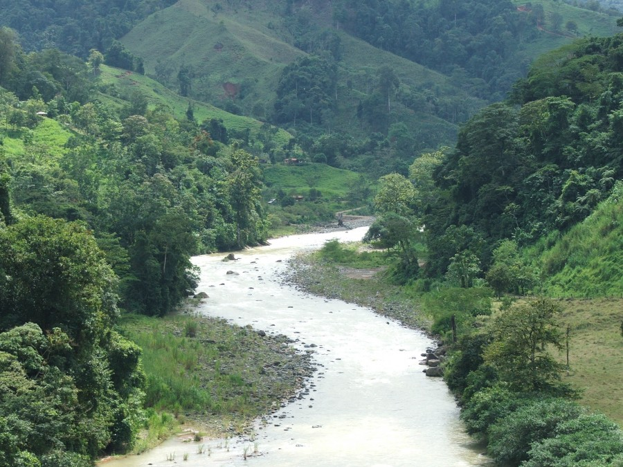 Savagre River, Costa Rica