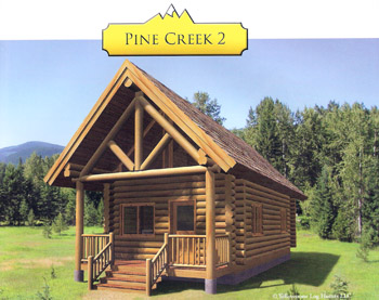 Build Your Own Log Cabin Wallpaper Pictures To Pin On Pinterest